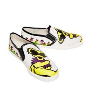 A&O Grateful Dead Ava Sneakers